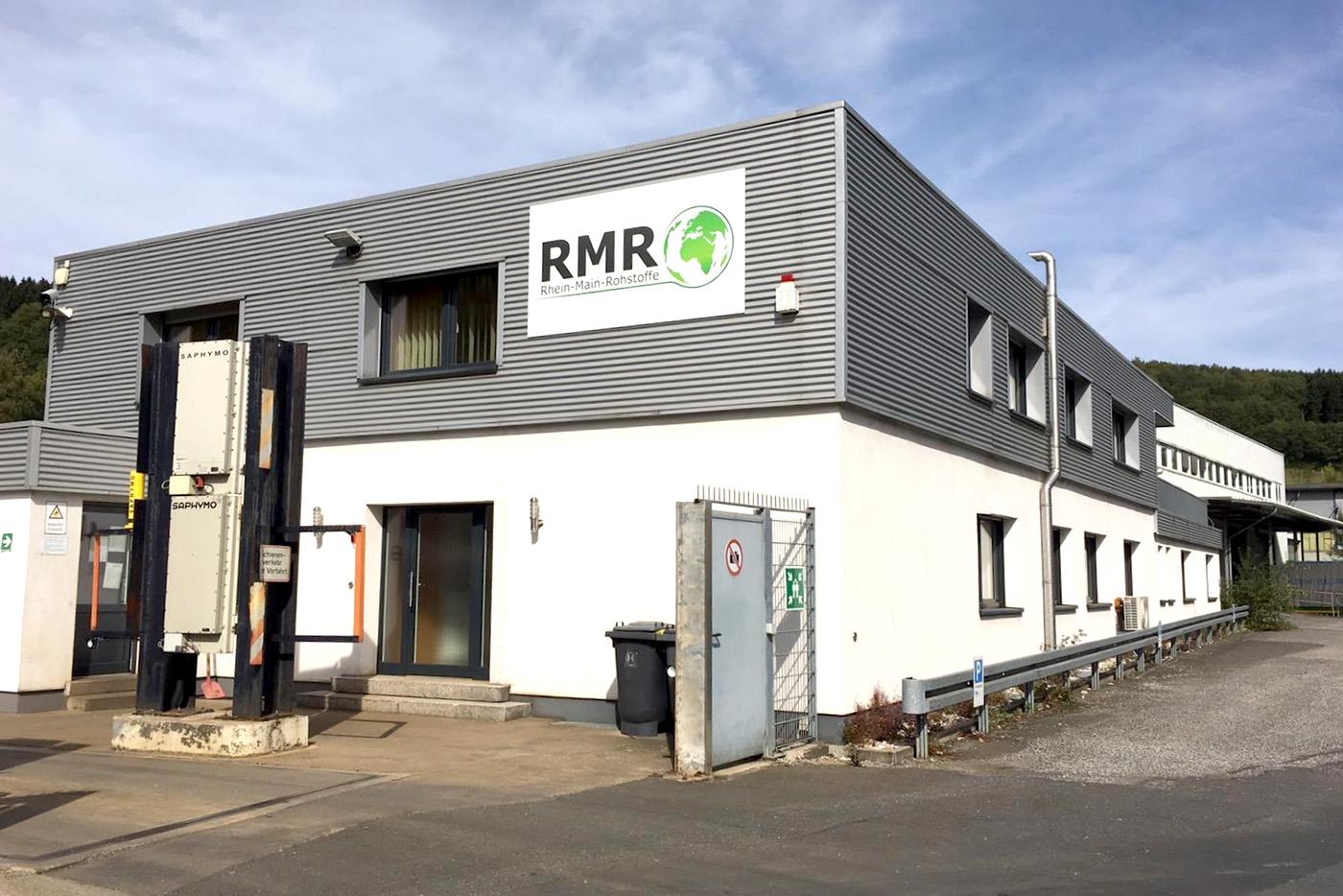 RMR Gebäude