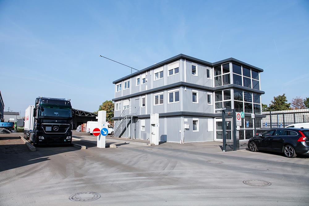 Bild von RMR Gebäude